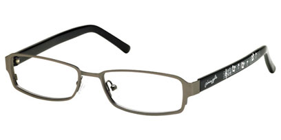 Pineapple  Designer Glasses PA 120 --> Gun-Black