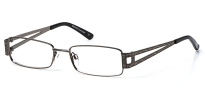 Cheap Glasses - Brandy --> Black