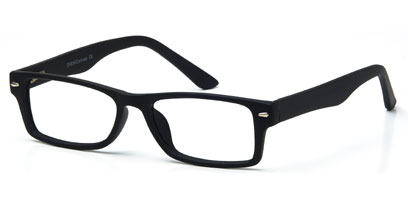 Cheap Glasses - Drew --> Black