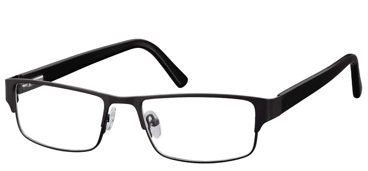 Cheap Glasses 636 --> Black